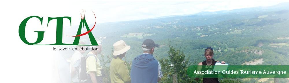 présentation de l'association Guides Tourisme Auvergne