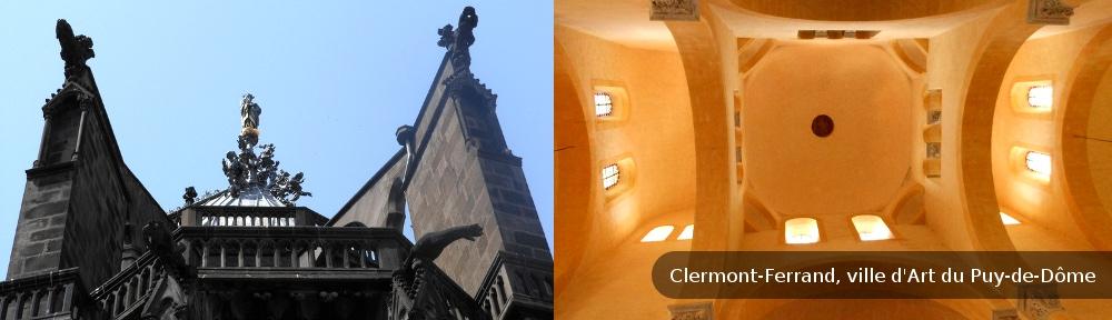 visite guidée du centre historique de Clermont-Ferrand